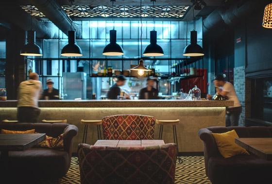 Background Music for Bars and Restaurants in Panama - música para bar y restaurante en Panamá